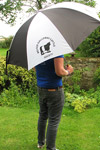Belted Galloway Umbrella
